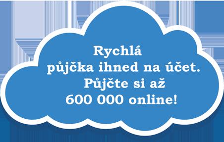 Půjčte si až 600 000 online